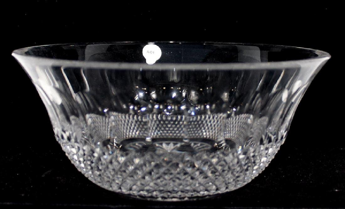 "Waterford Crystal ""Colleen"" Serving Bowl"