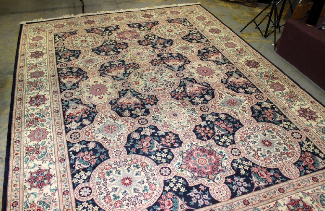 Persian 100% Wool Oriental Rug