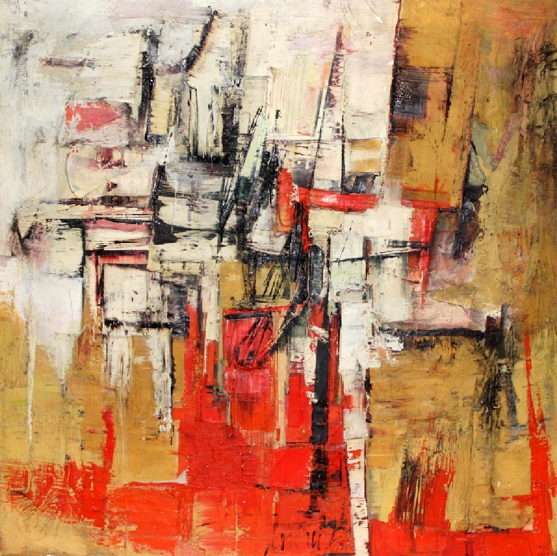 Sergio Saroni (Italian, b.1935-1991) Reflections on