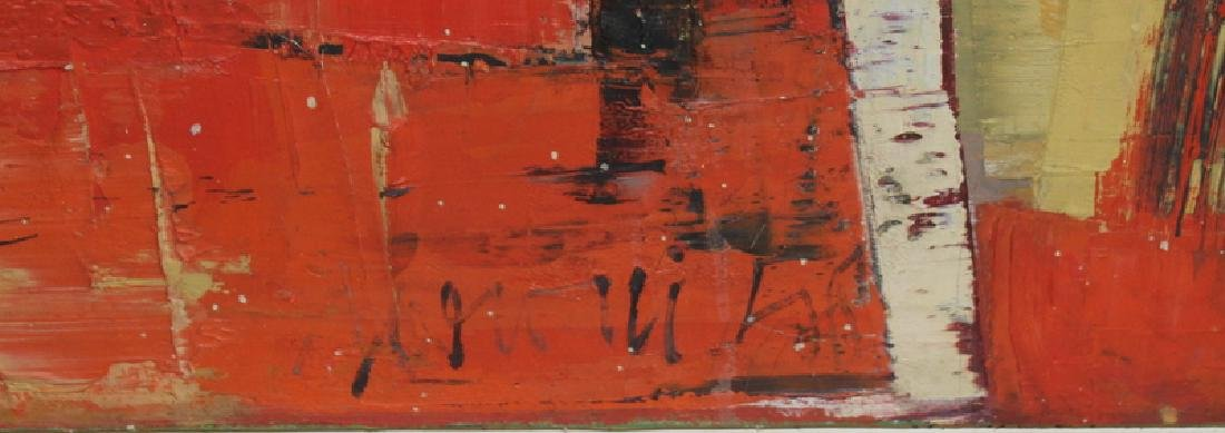 Sergio Saroni (Italian, b.1935-1991) Reflections on - 4