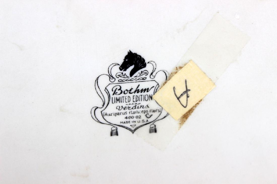 """Boehm """"Verdins"""" Porcelain Group - 3"""