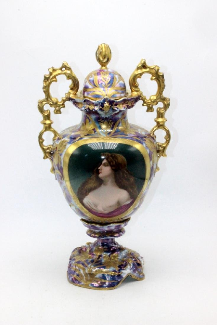 Antique Royal Vienna Vase