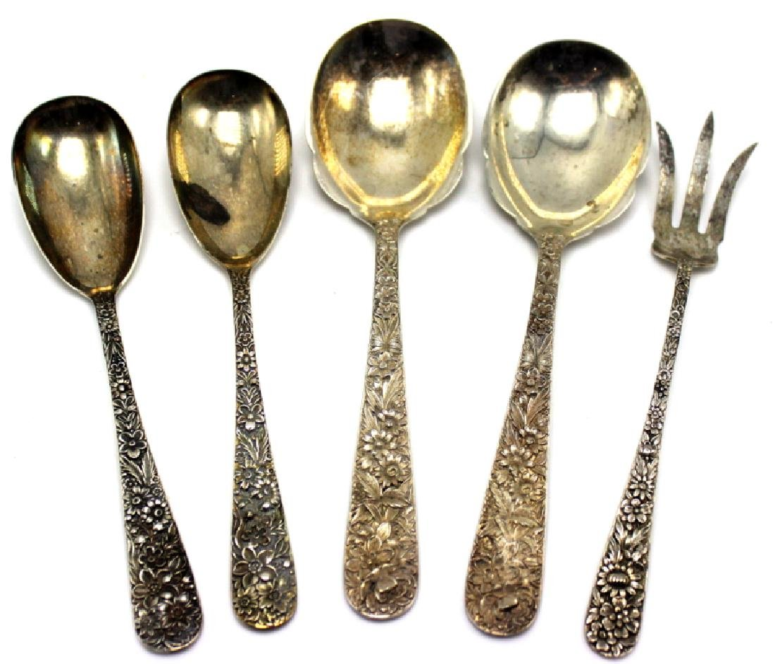 S. Kirk & Sons Inc. Sterling Silver Serving Utencils
