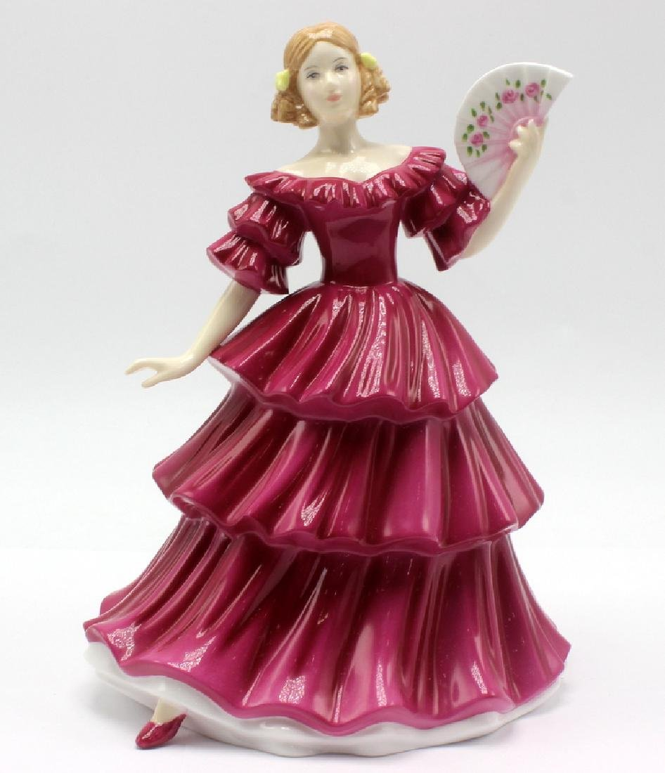 Royal Doulton Pretty Lady Jennifer Figurine