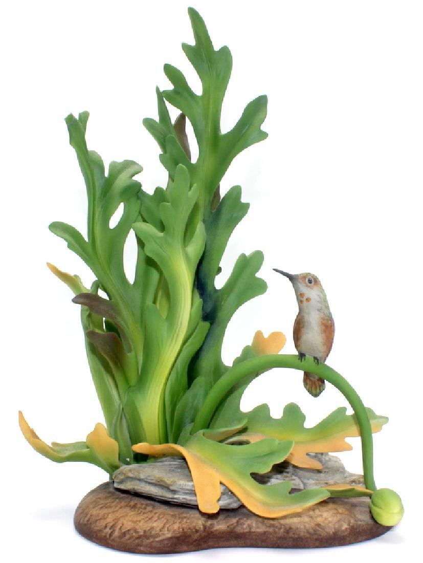 "Boehm ""Rufous Hummingbirds"" Porcelain Figure"