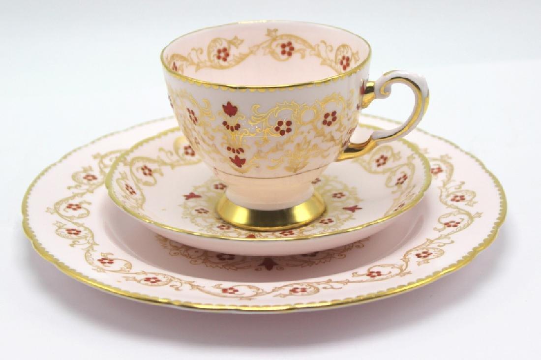 Tuscan Bone China Tea Set for 12