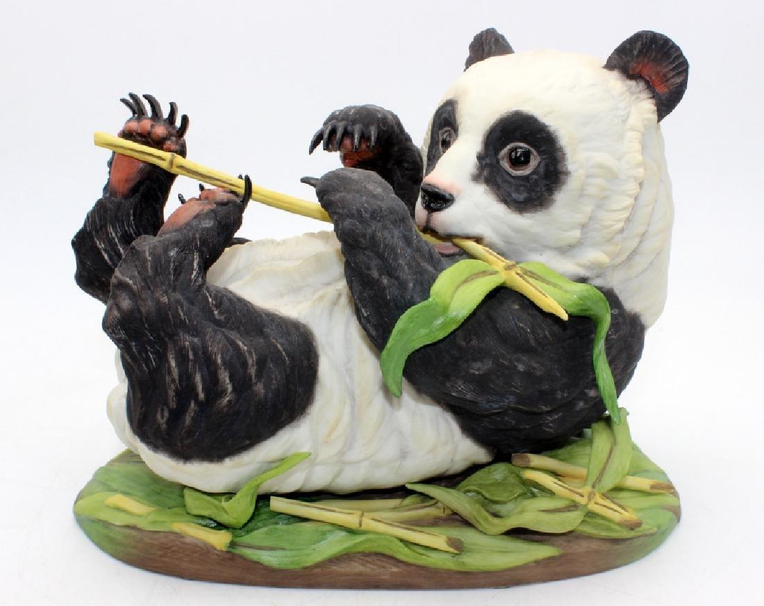 Boehm Giant Panda Cub