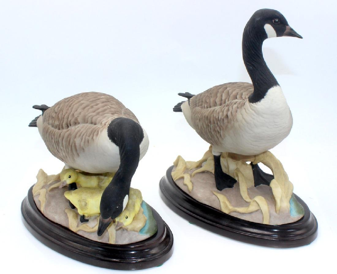 Boehm Canadian Geese #408R