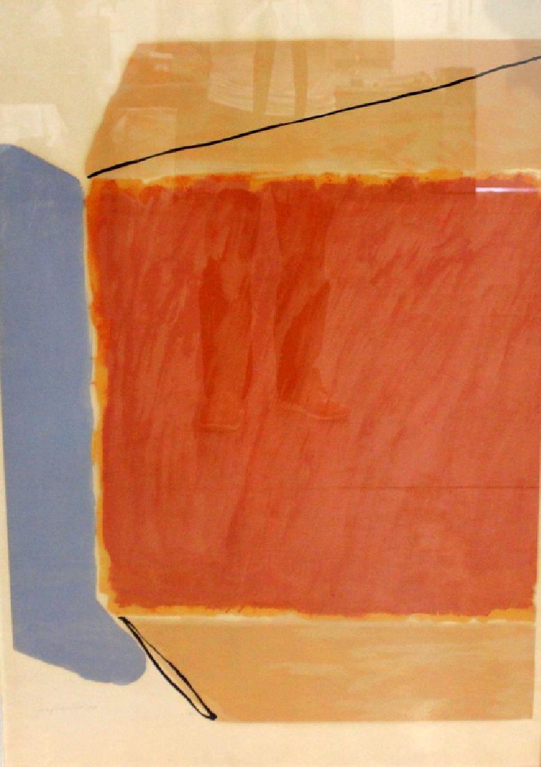 Jose Guererro (Spanish, b.1914-1991) Mid-Century Litho