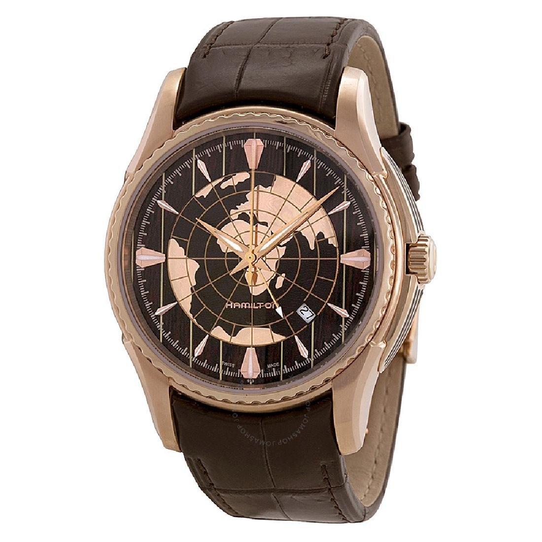 Hamilton Aquariva GMT Men's Watch