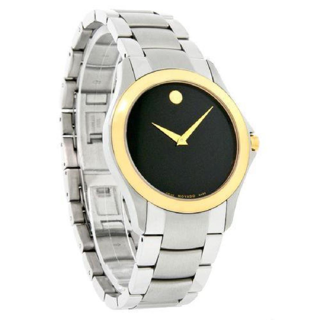 Movado Men's Two Tone Watch