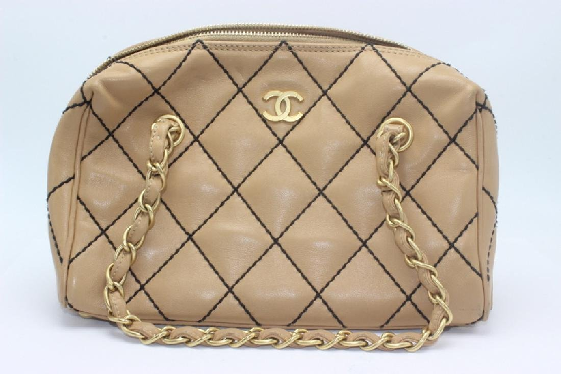 Chanel Caviar Quilted Handbag