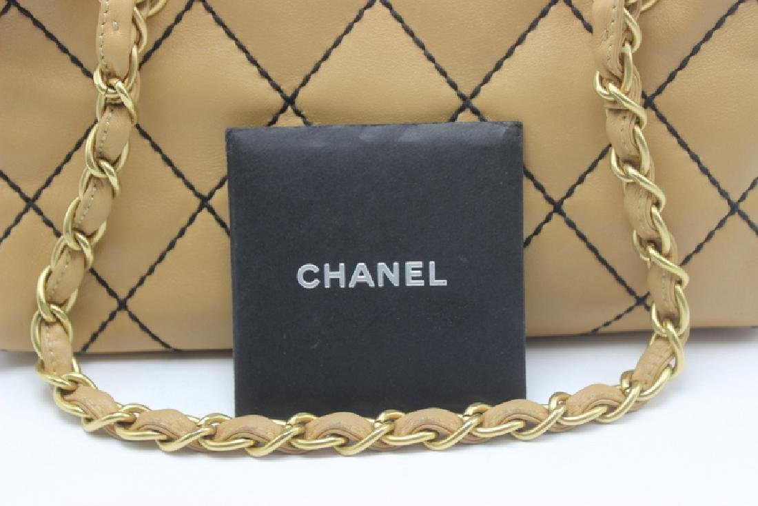 Chanel Caviar Quilted Handbag - 2