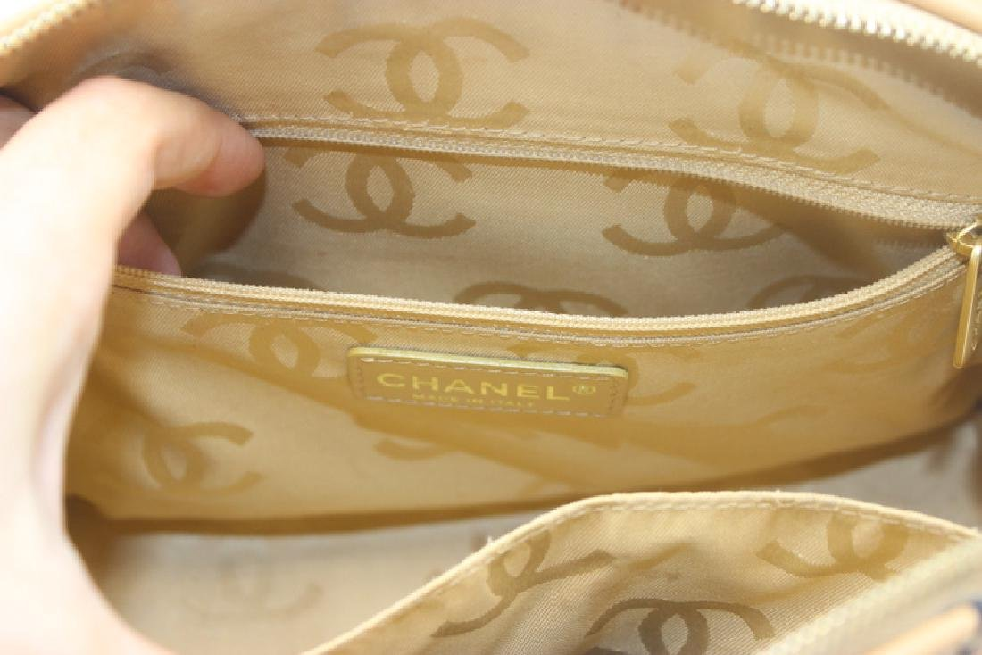 Chanel Caviar Quilted Handbag - 3