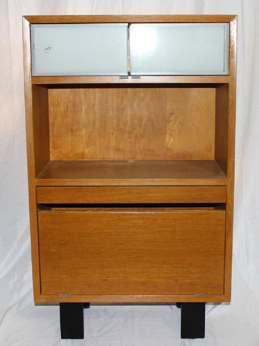 Herman Miller Cabinet with Light Box