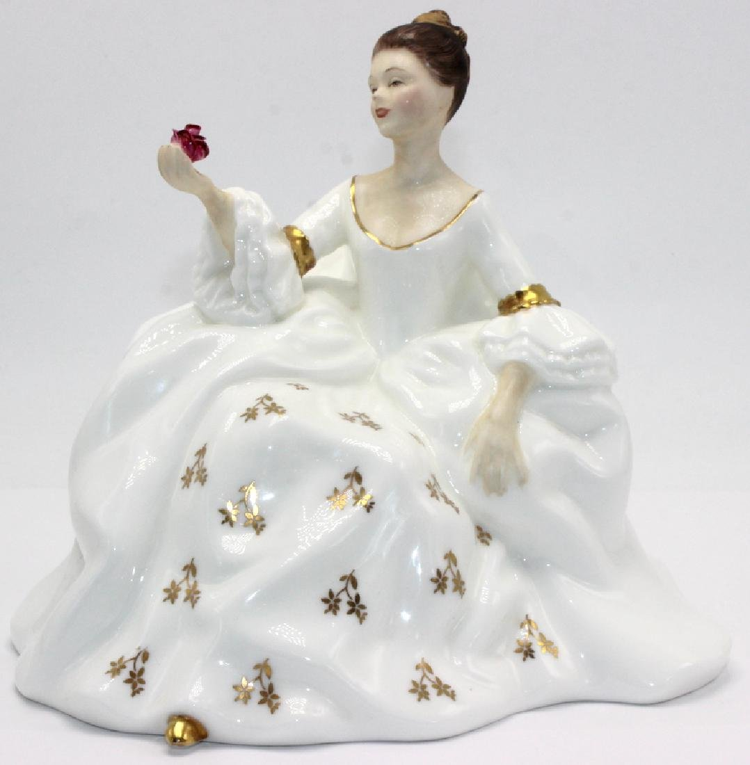 "Royal Doulton Figurine ""My Love"""