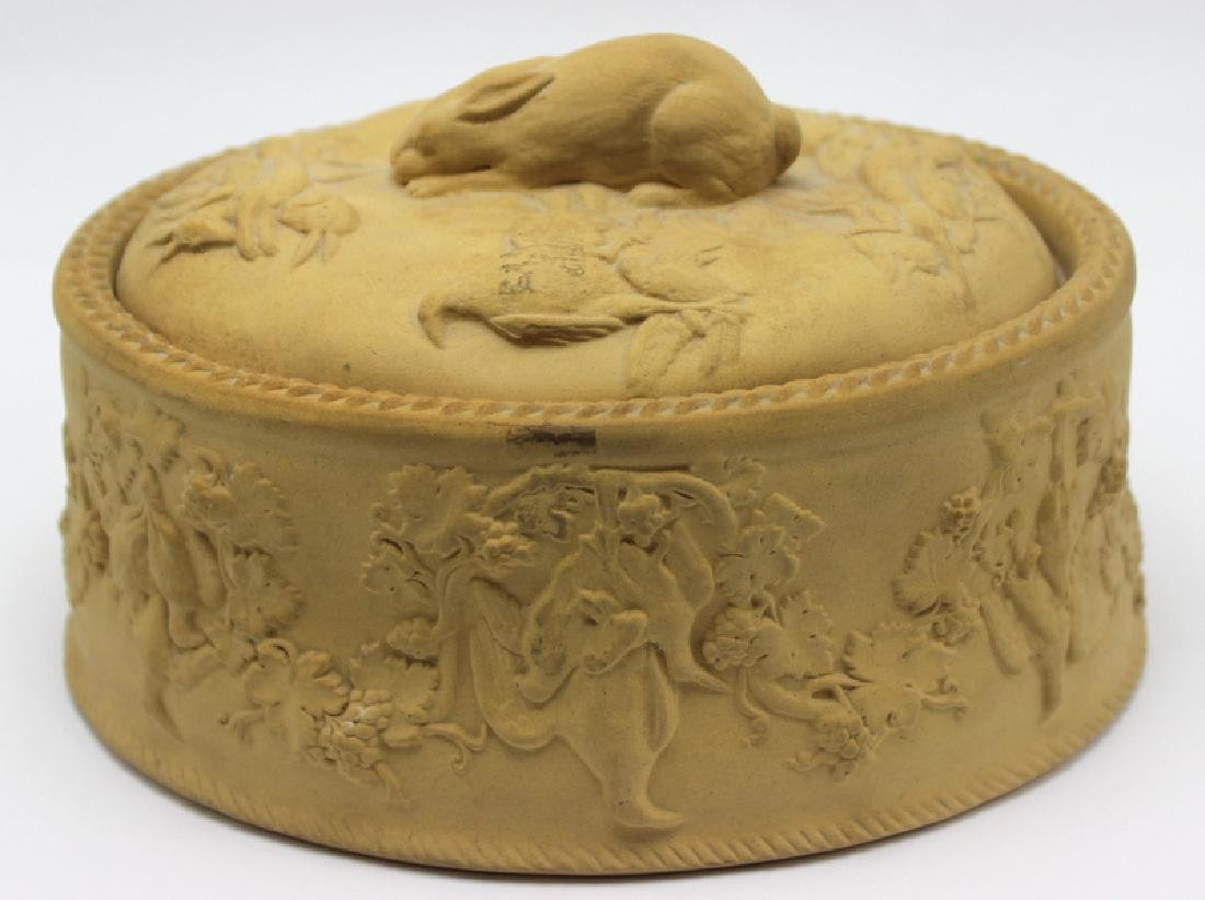 Wedgewood Game Pie Dish and Cover