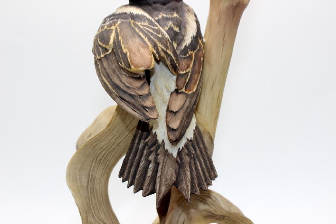 "Boehm ""Bobolink"" Porcelain Figure - 5"