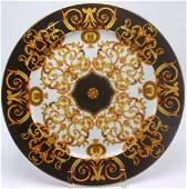 Rosenthal Versace Barocco Dinner Plate