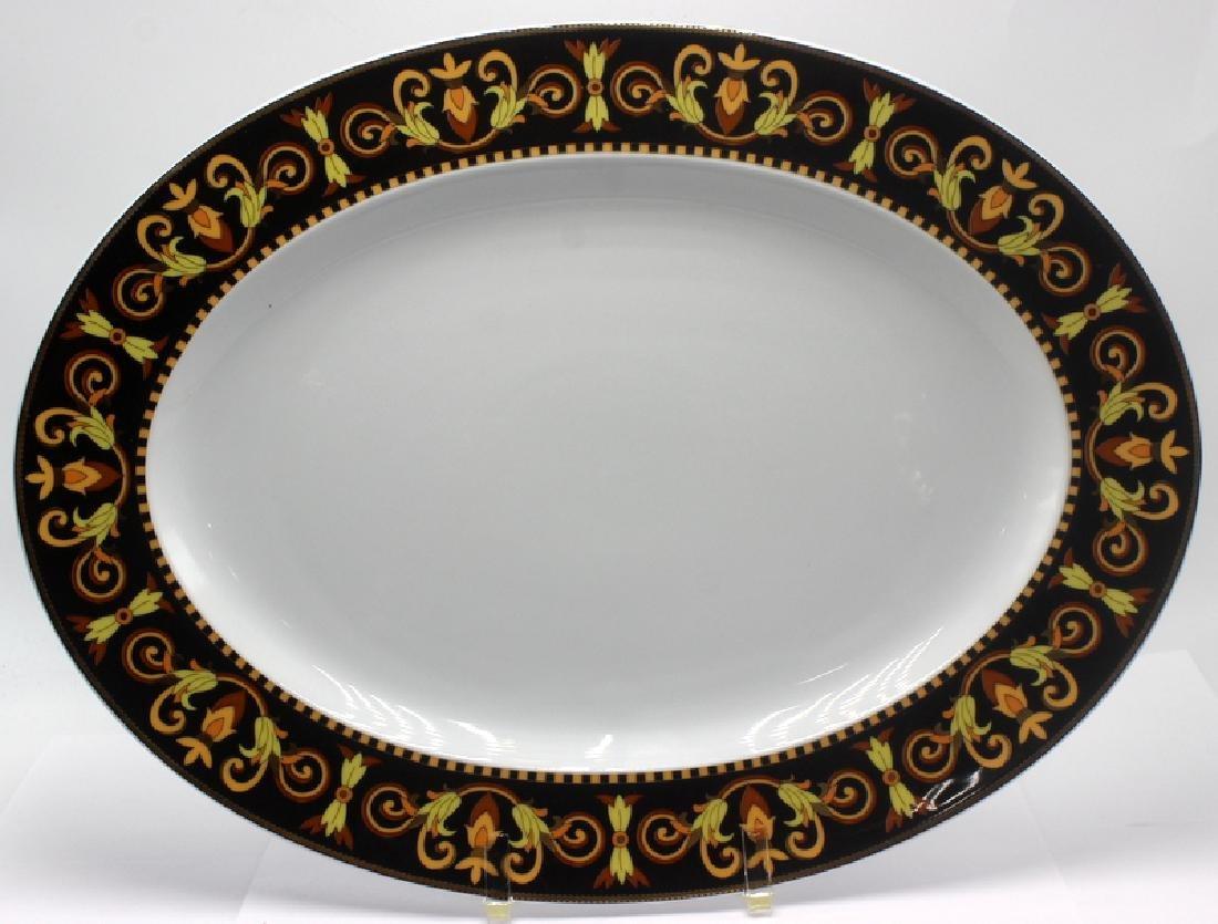 Rosenthal Versace Barocco Oval Platter