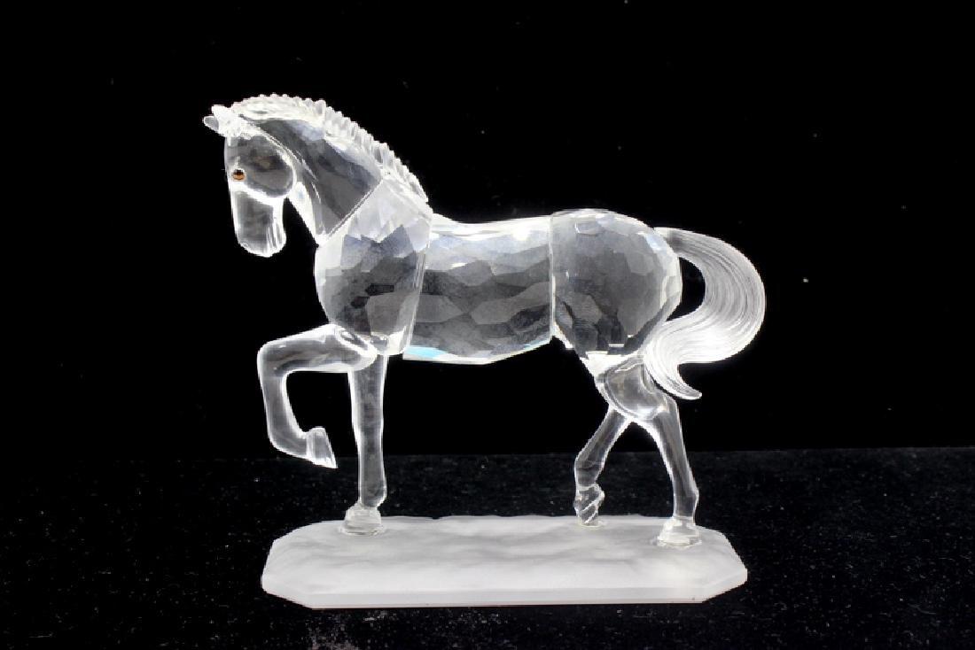 Swarovski Crystal Horse