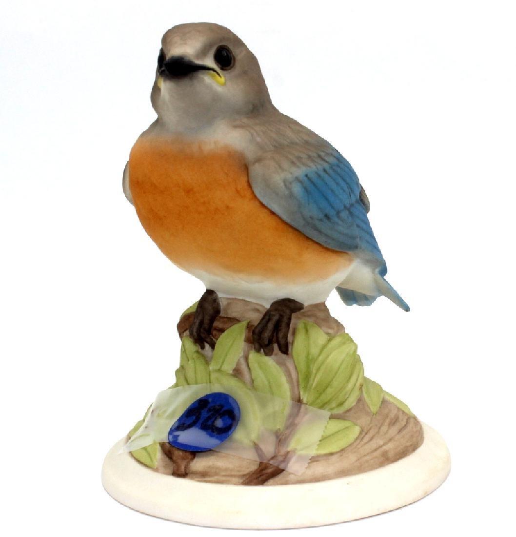 "Boehm ""Baby Bluebird #447"" Porcelain Figure"