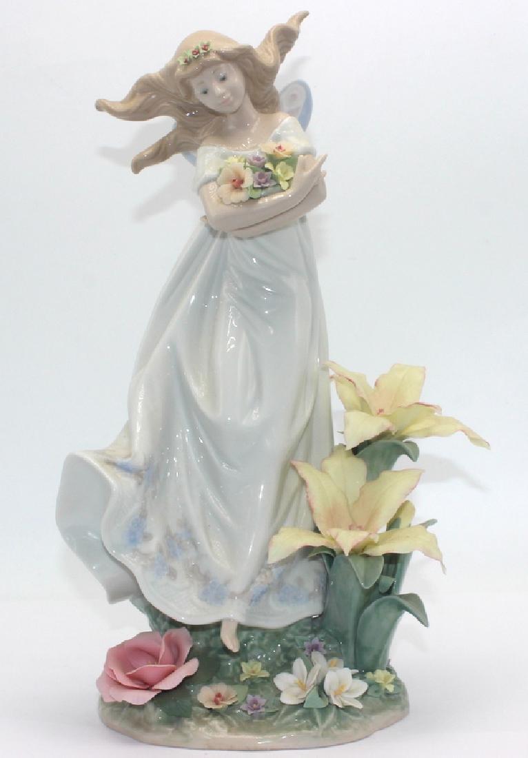 Lladro #6686 Mystical Garden