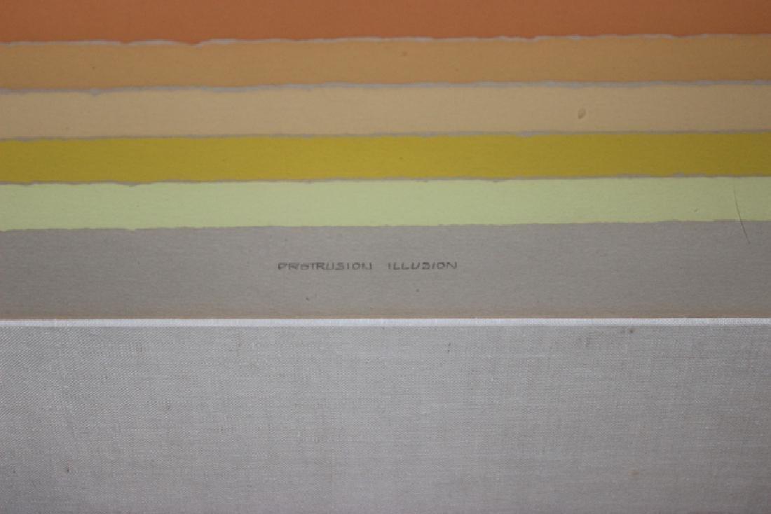 "Arthur Secunda (American, b. 1927) ""Protrusion - 2"