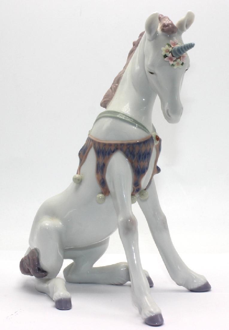 Lladro #5880 Unicorn Figure