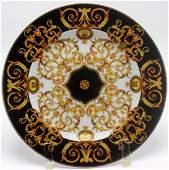 Rosenthal Versace Barocco (6) Bread Plates