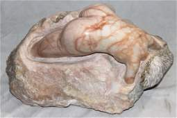 MidCentury Marble Sculpture