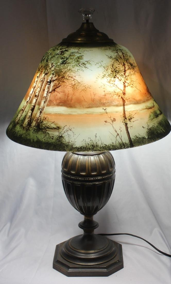 """""""Pairpoint table lamp"""""""