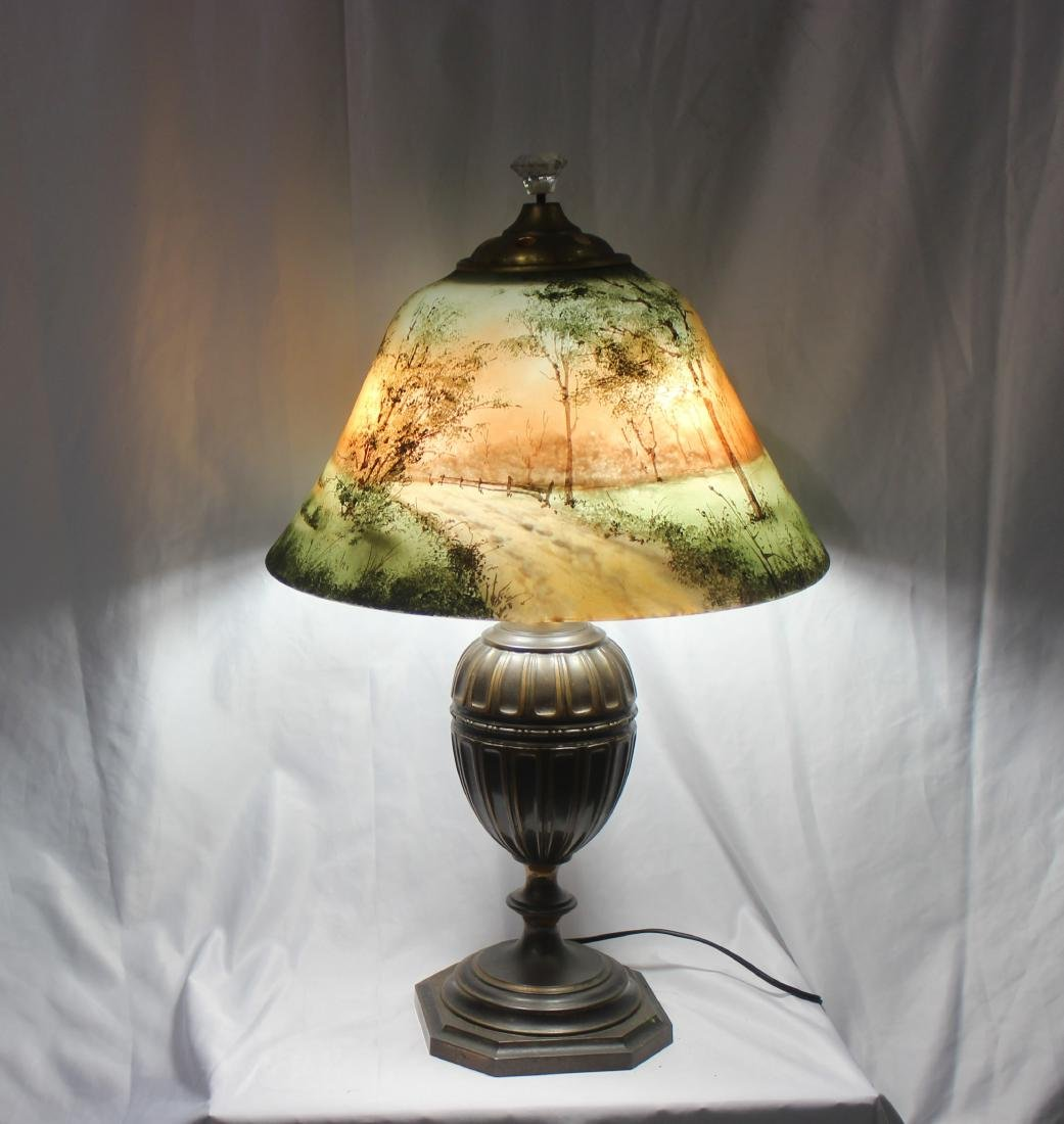 """""""Pairpoint table lamp"""" - 2"""