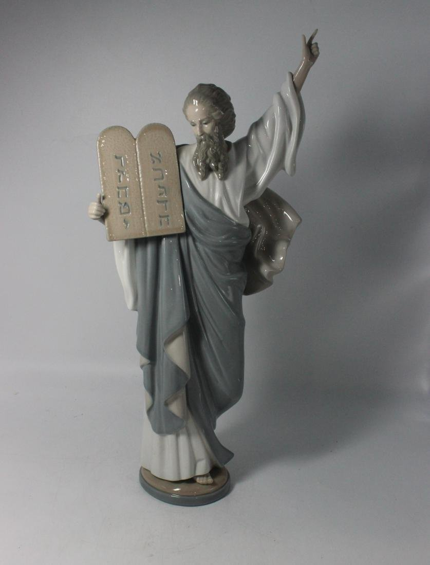 "Lladro #5170 ""Moses"""