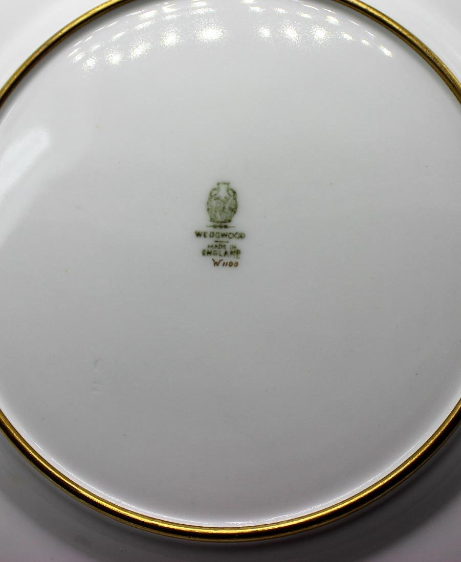 Wedgewood China dinner plates - 2