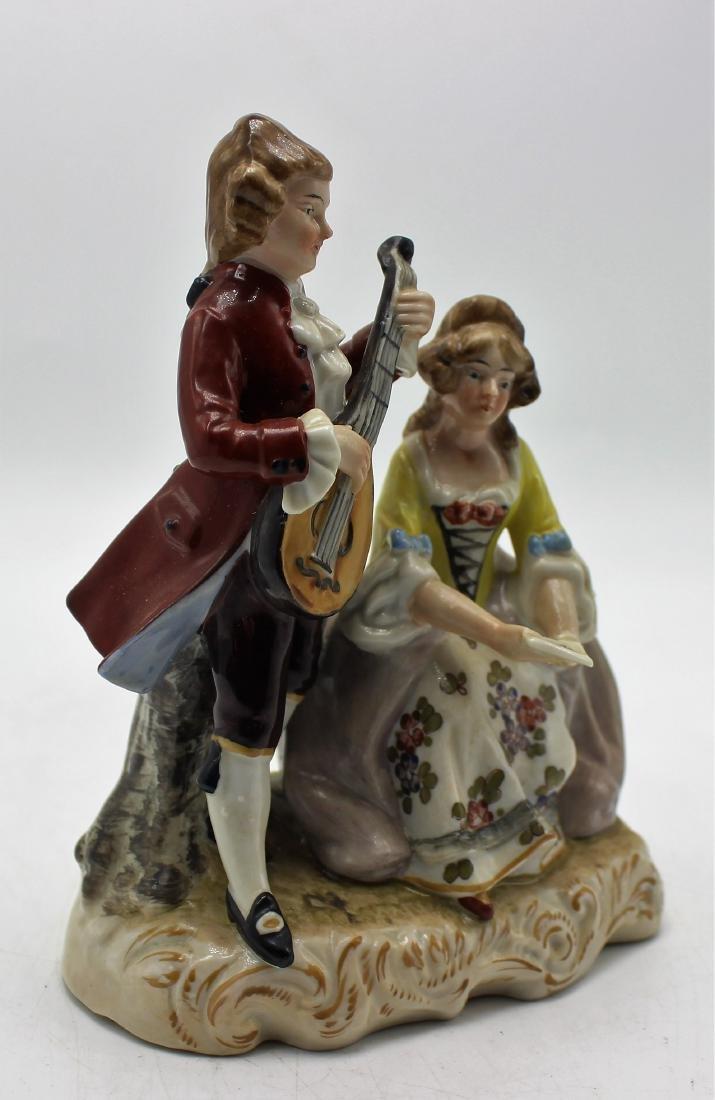 Antique German porcelain