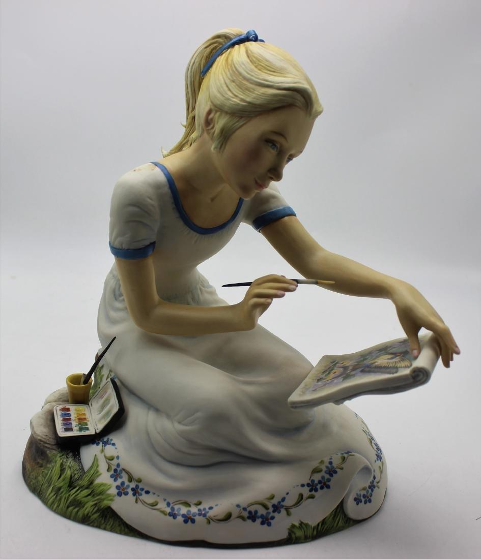"Boehm porcelain #700-4 ""Growing up"""
