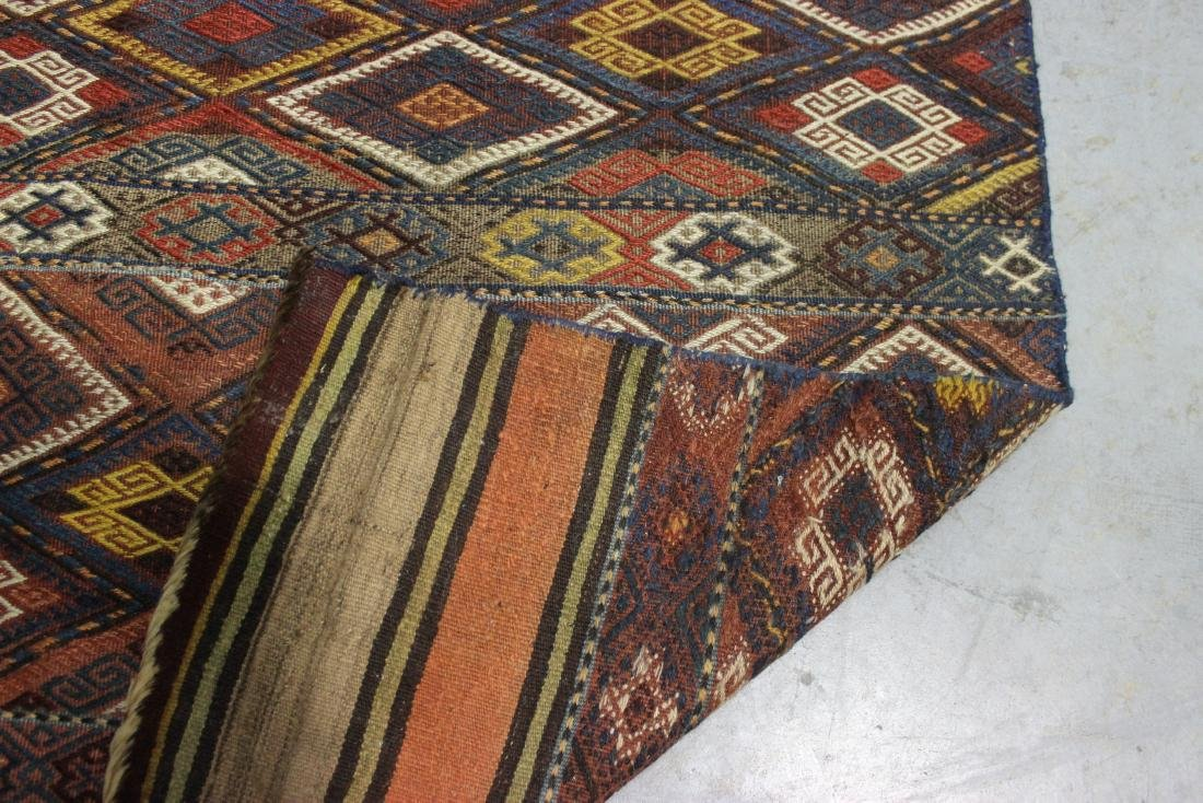 Kilim Turkish Rug - 2