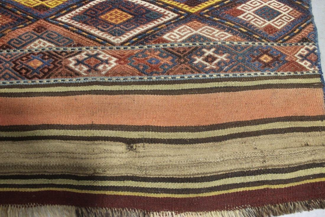 Kilim Turkish Rug - 3