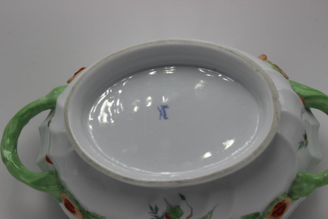 Herend Porcelain Covered casserole - 3