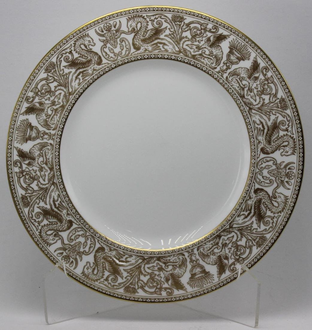 Wedgwood Gold Horentine China Service for 12 - 2