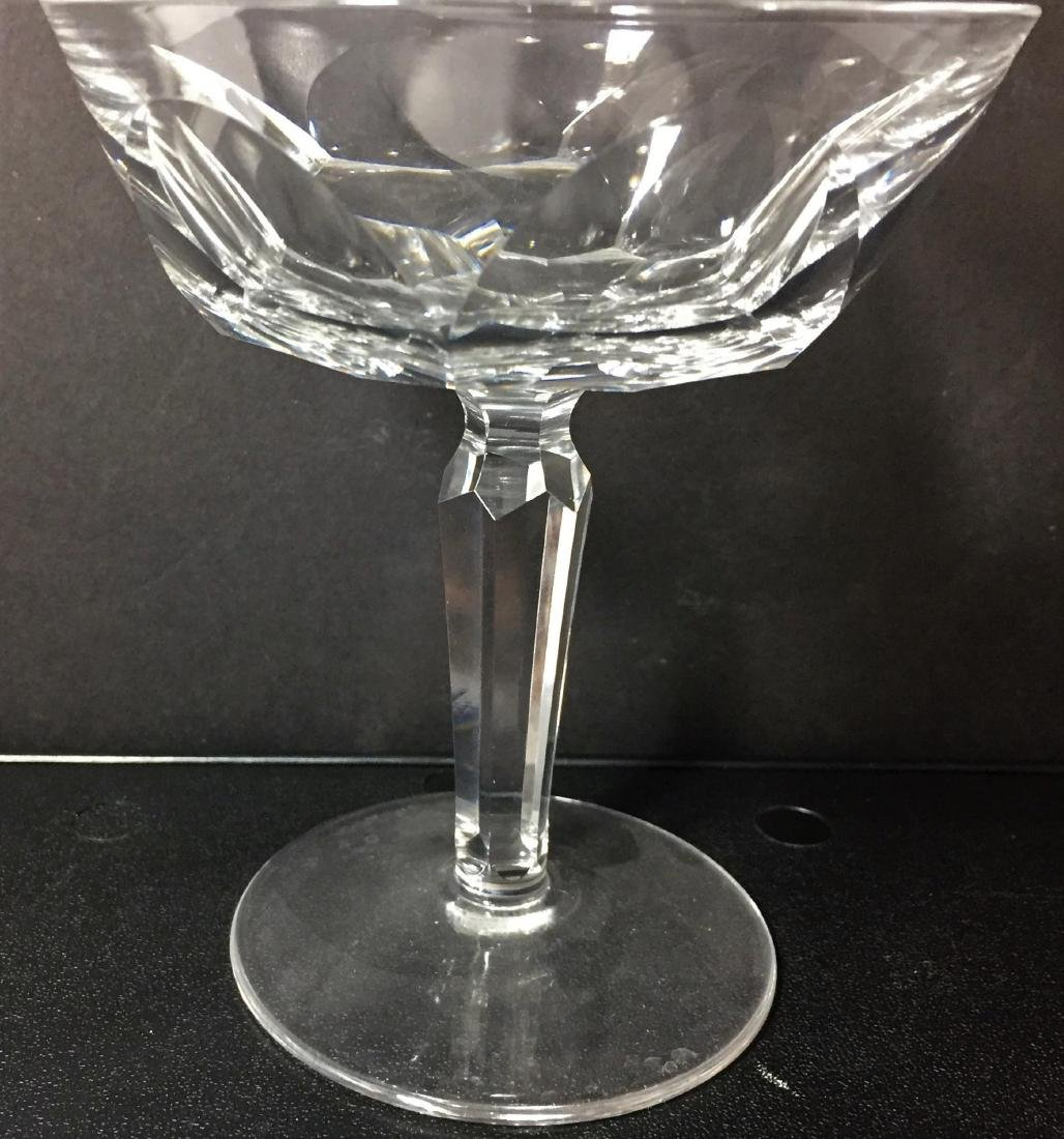 Waterford Crystal Sheila 11 Champagne Glasses - 4