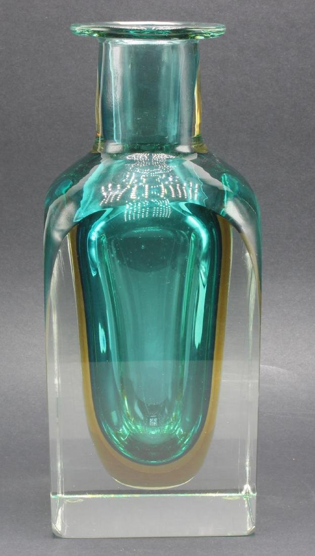 Murano Italian Glass Decanter