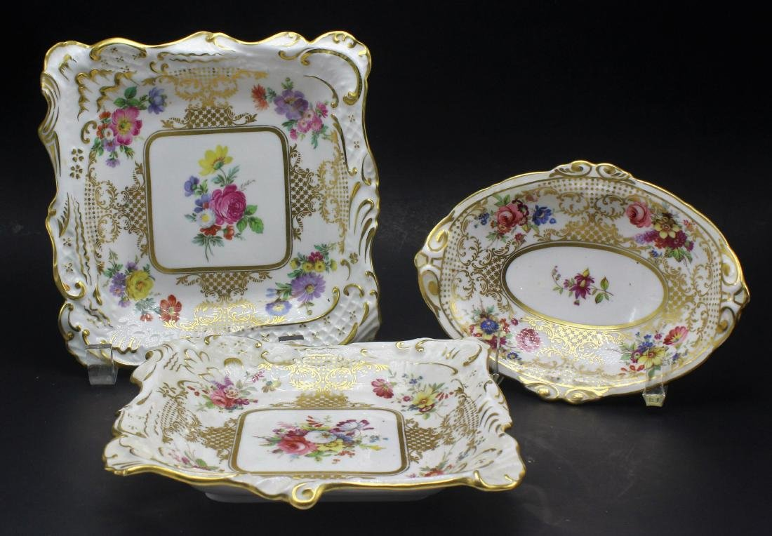 Hammersley and Co. Bone China Lady Eileen Gold Floral