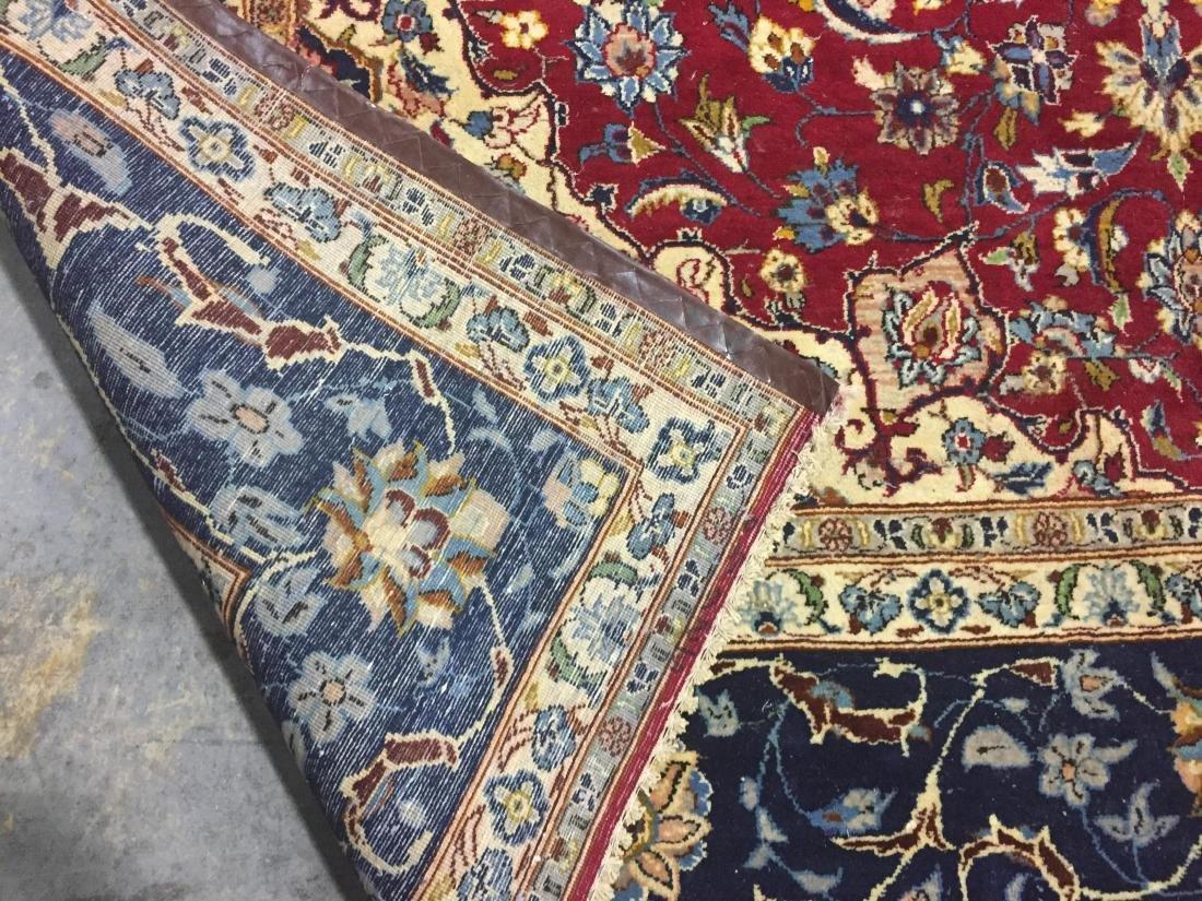 Antique Persian Oriental Rug 100% Wool - 6