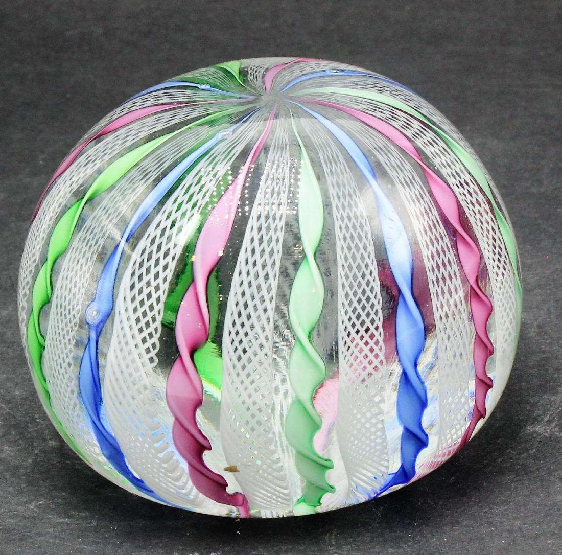 Venini Murano Italian Glass paperweight
