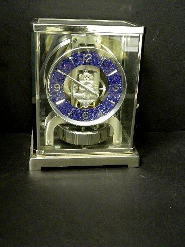 118: Lecoultre Atmos Clock