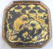 925 Bjorn Wiinblad Rosenthal Crystal Relief Plate