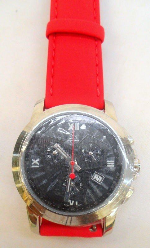 13B: Jacob & Co. Stainless Swiss Watch