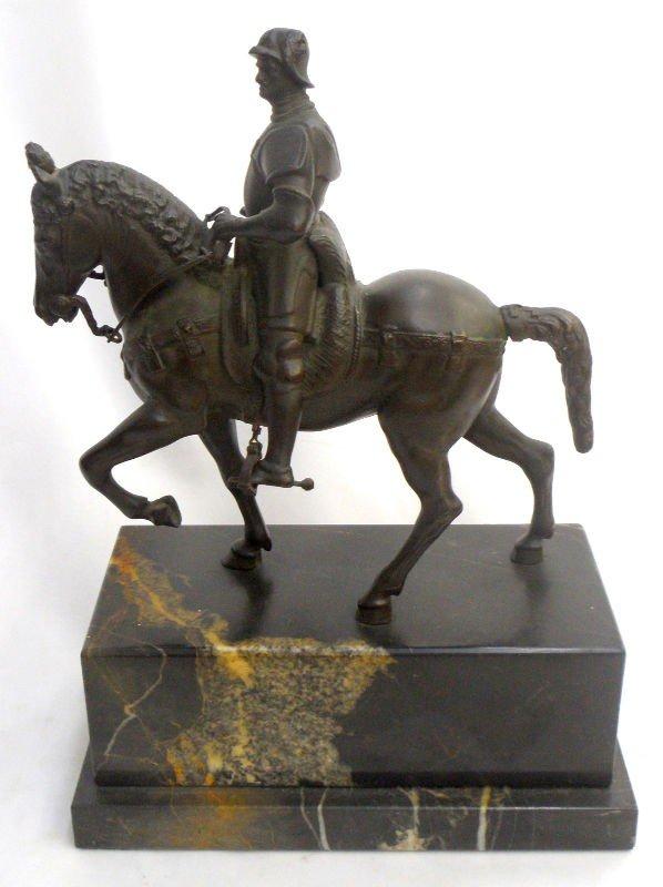 312: Bronze Figure of a Warrior